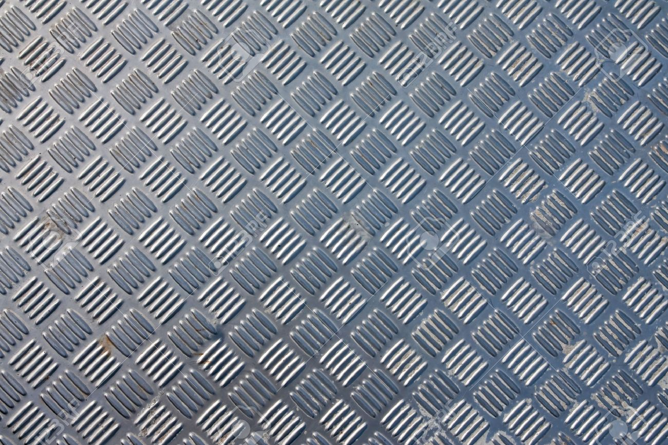 Texture of  metal plate Stock Photo - 7146823