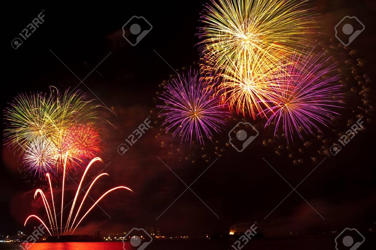 Fireworks Stock Photo - 7603640