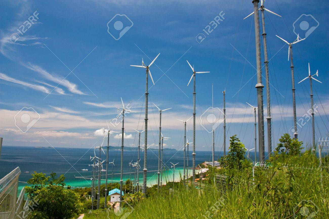 Windmill Stock Photo - 7877244