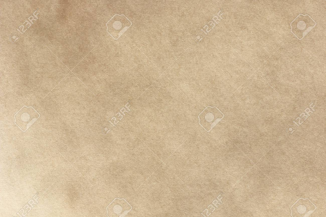 Old paper texture, vintage paper background or texture, brown paper texture - 122480969