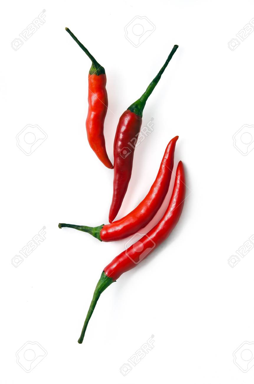 Red Hot Spicy Chili Pepper Also Named As Chile Pepper Capsicum Stock Photo Picture And Royalty Free Image Image 71796829