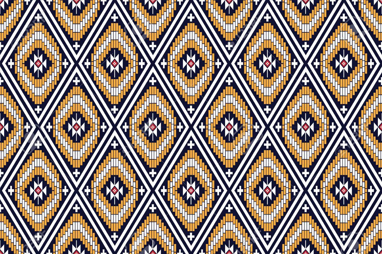 Geometric Ethnic Pattern Traditional Design For Background Carpet Wallpaper Clothing Wrapping Batik Fabric Sarong Vector Royalty Free Cliparts Vectors And Stock Illustration Image 84037429