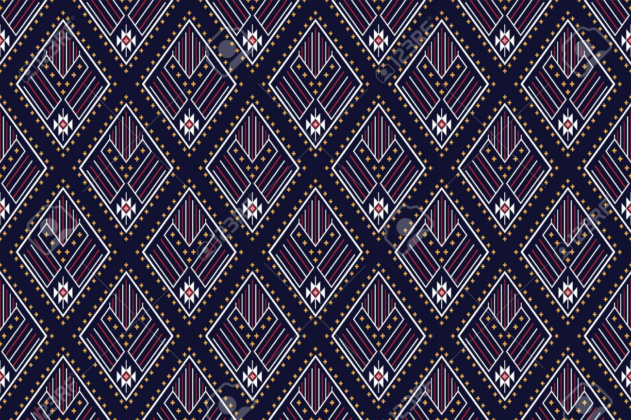Geometric Ethnic Pattern Traditional Design For Backgroundcarpetwallpaper Clothingwrapping