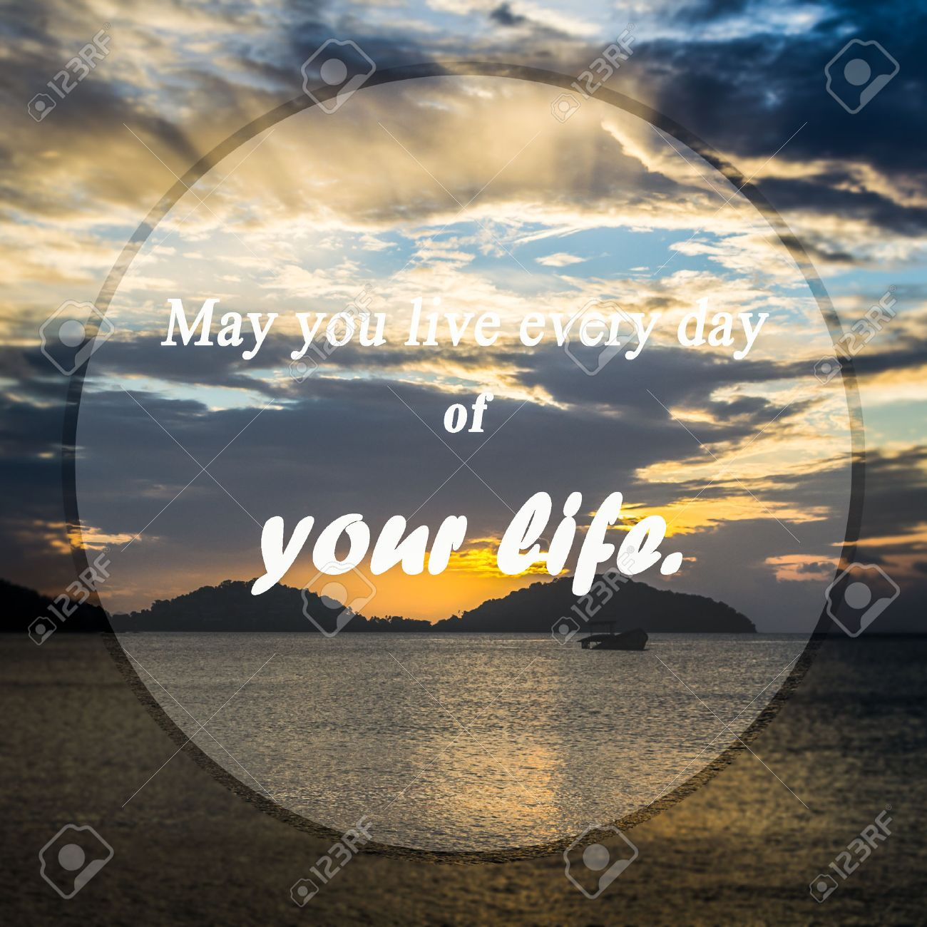 meaningful quotes on the sea dramatic sky background