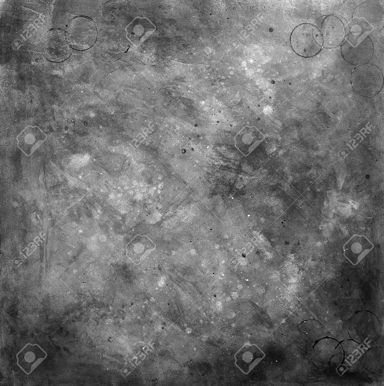 Textured Gray Background Grunge Texture Black And White Paint