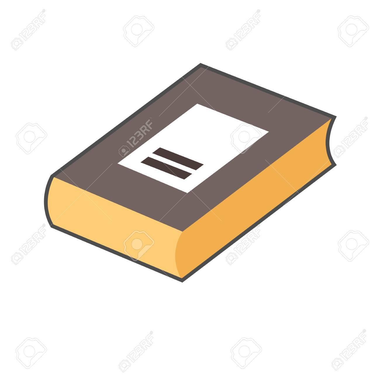 Famoso El Libro En Color Morado En Línea Viñeta - Dibujos Para ...