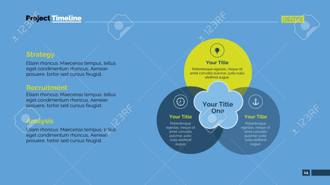 Venn diagram slide template business data graph chart design vector venn diagram slide template business data graph chart design creative concept for infographic templates presentation report ccuart Gallery