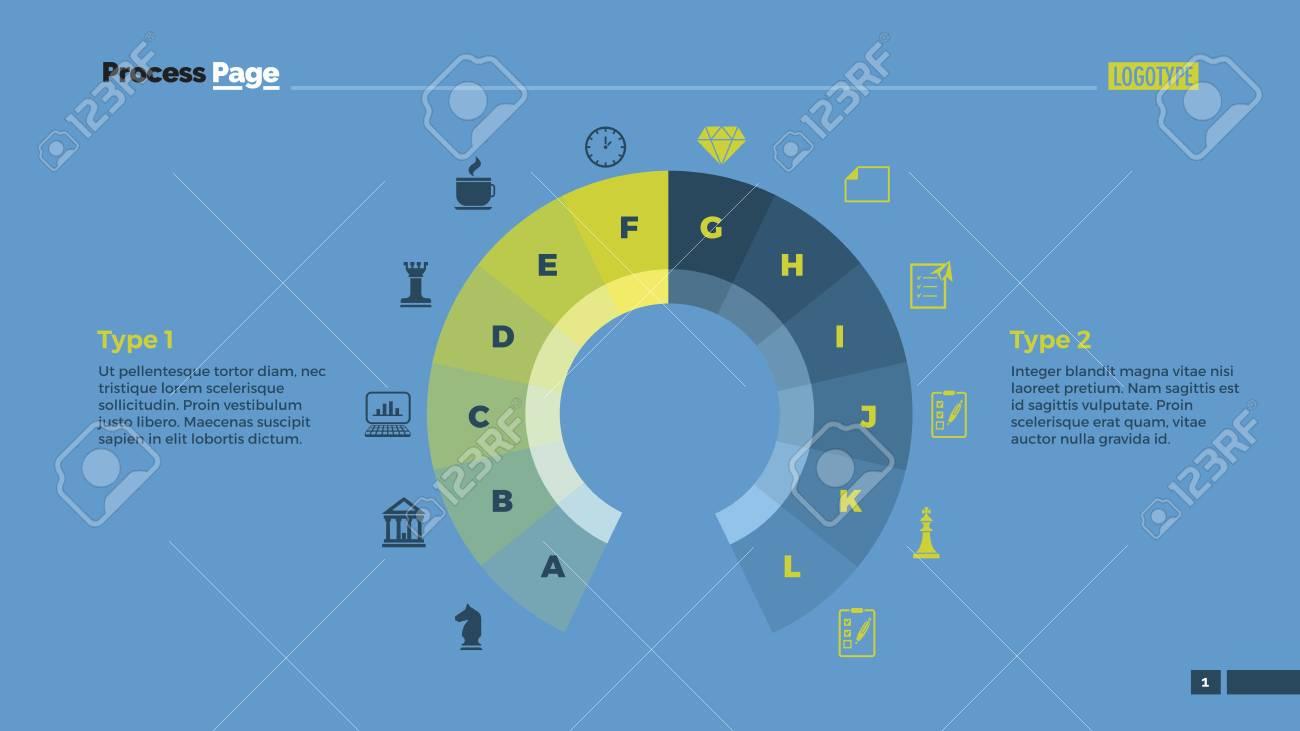 Circle diagram with twelve options presentation element pie circle diagram with twelve options presentation element pie chart business diagram concept geenschuldenfo Gallery