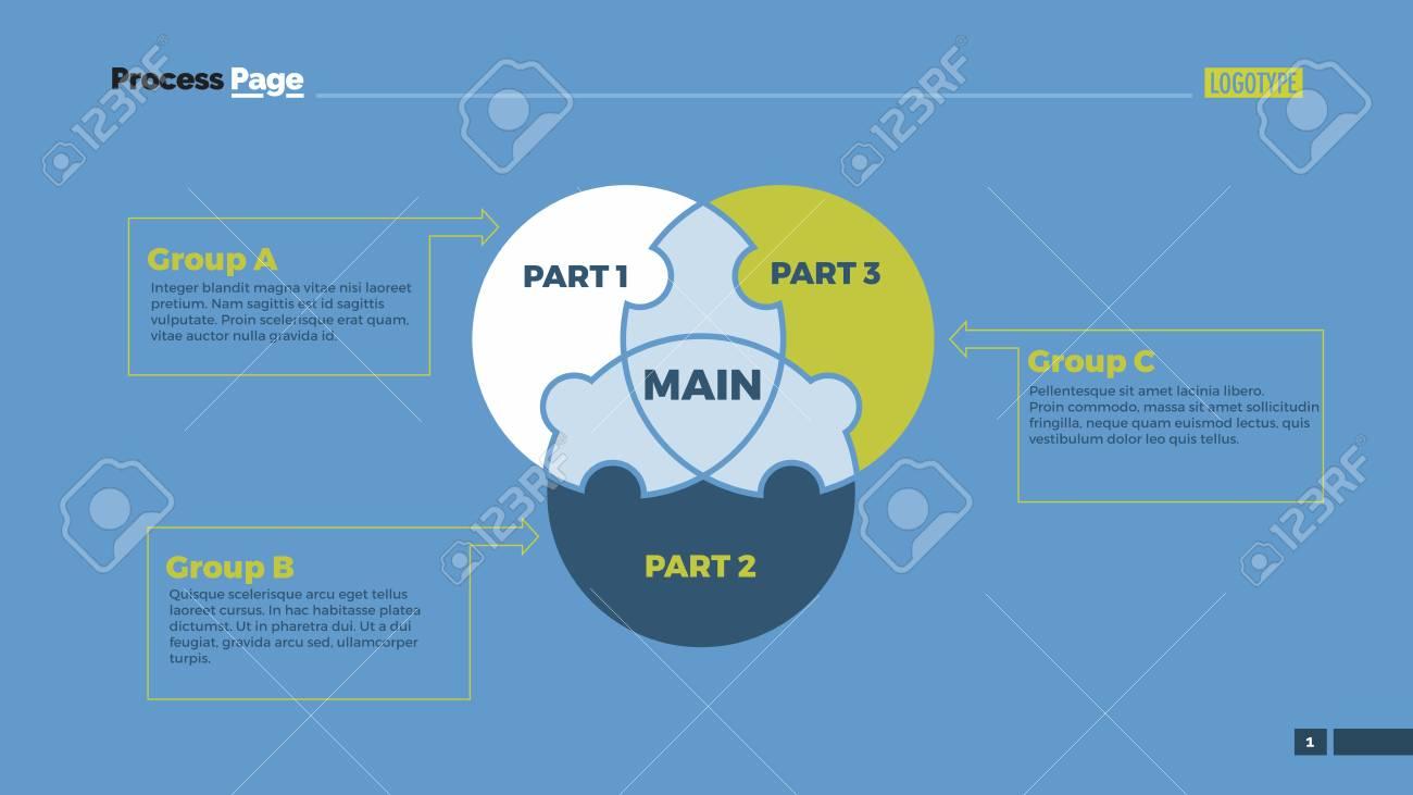 Circle puzzle venn diagram element of presentation puzzle diagram circle puzzle venn diagram element of presentation puzzle diagram layout concept for ccuart Images