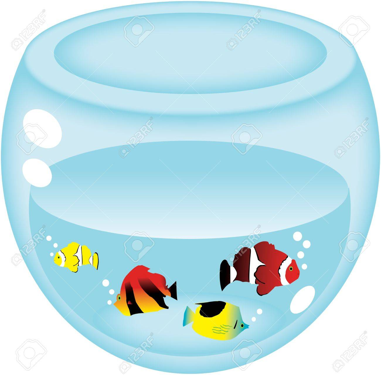 aquarium Stock Vector - 2658976