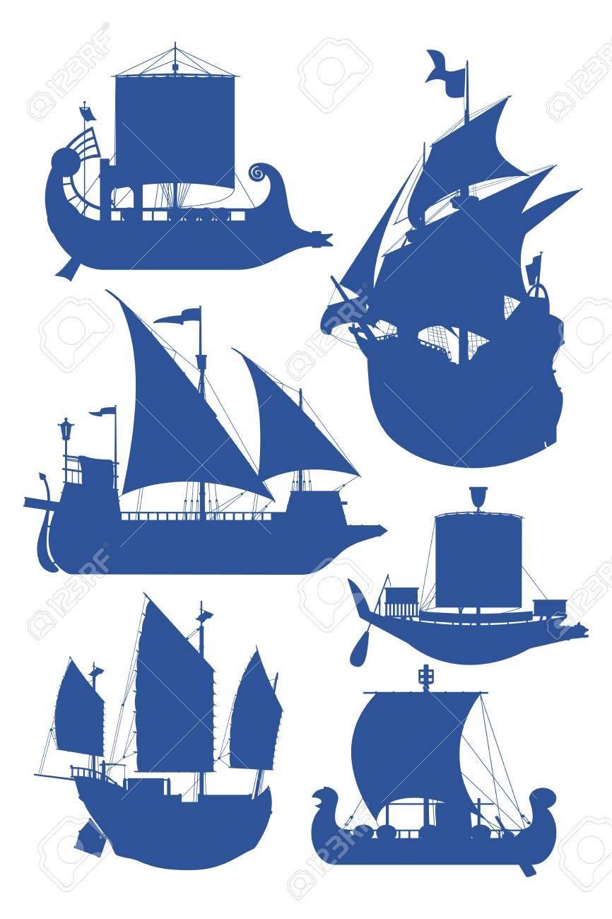 sailing ships - 9504316