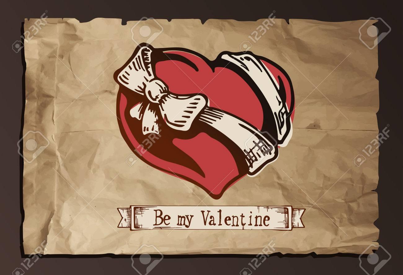 Fantastisch Valentine Bilder Zu Färben Fotos - Framing Malvorlagen ...