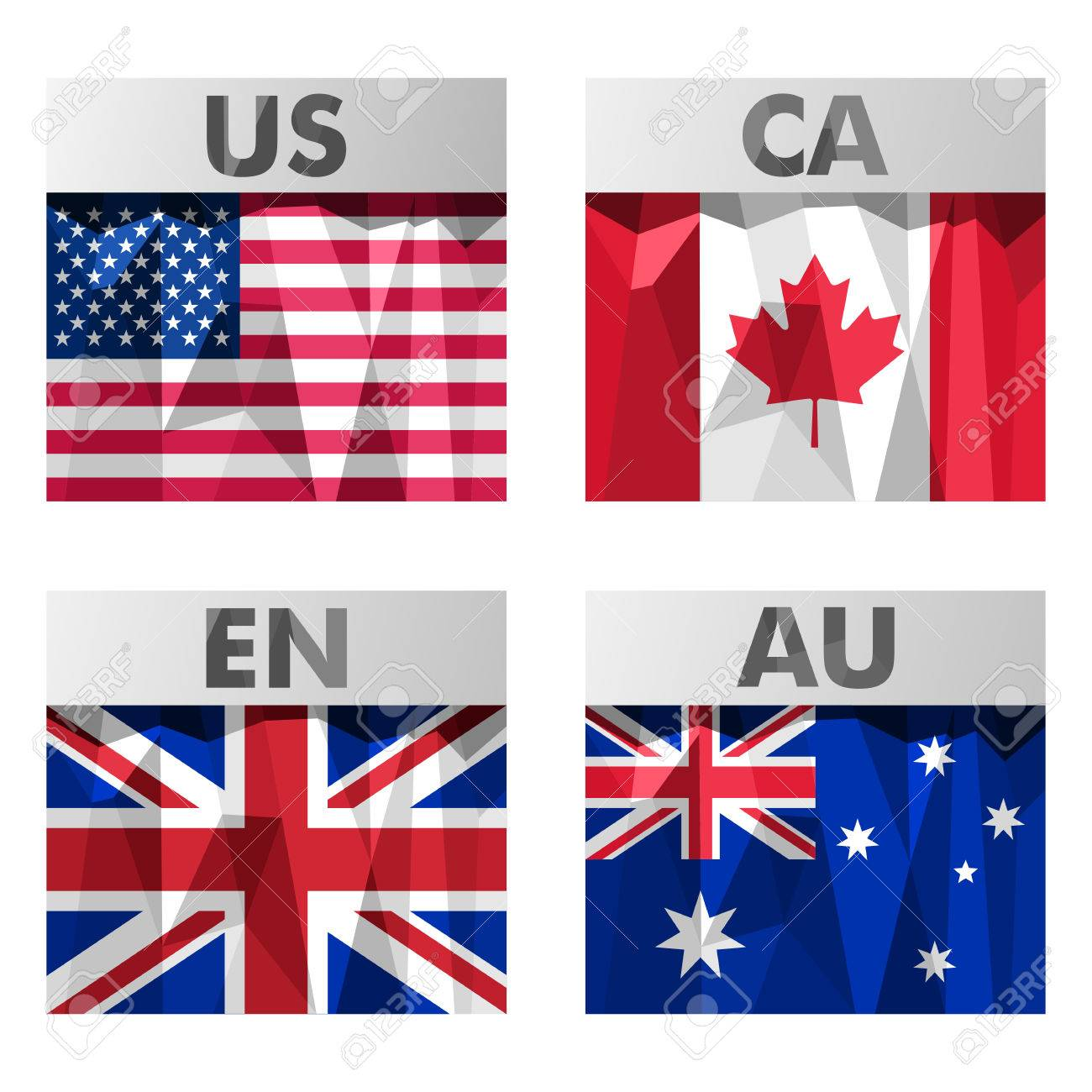text australia from usa