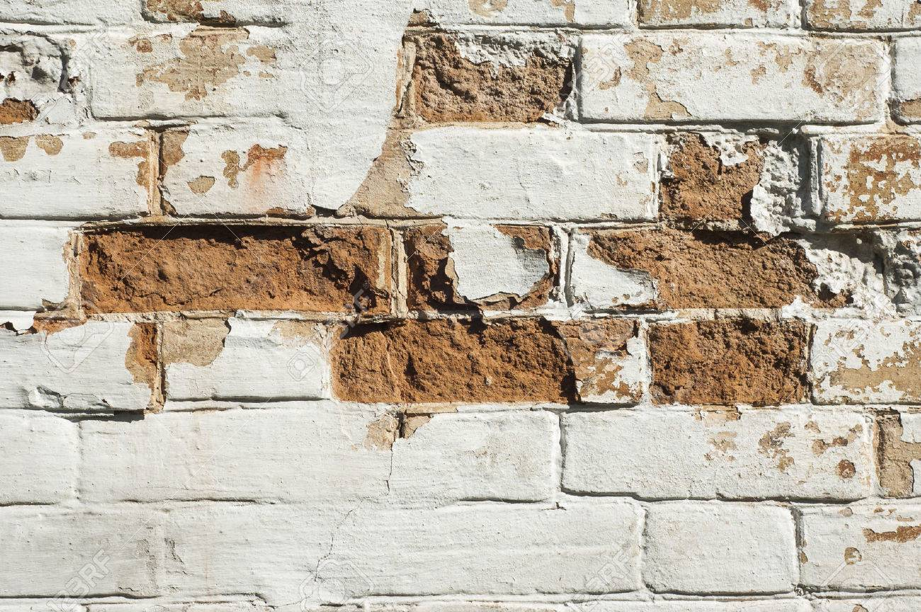 Photo Of Old Brick Wall Backgrounds Vintage Background Stock