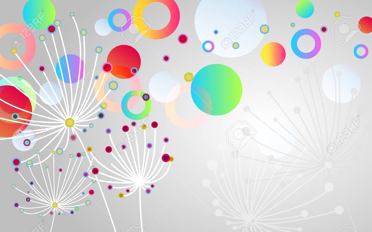 Abstract vector background Stock Vector - 9069579