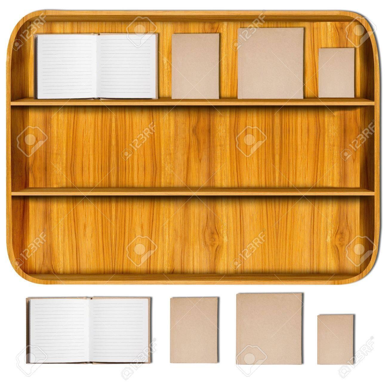 Wooden house shelf Stock Photo - 11832352