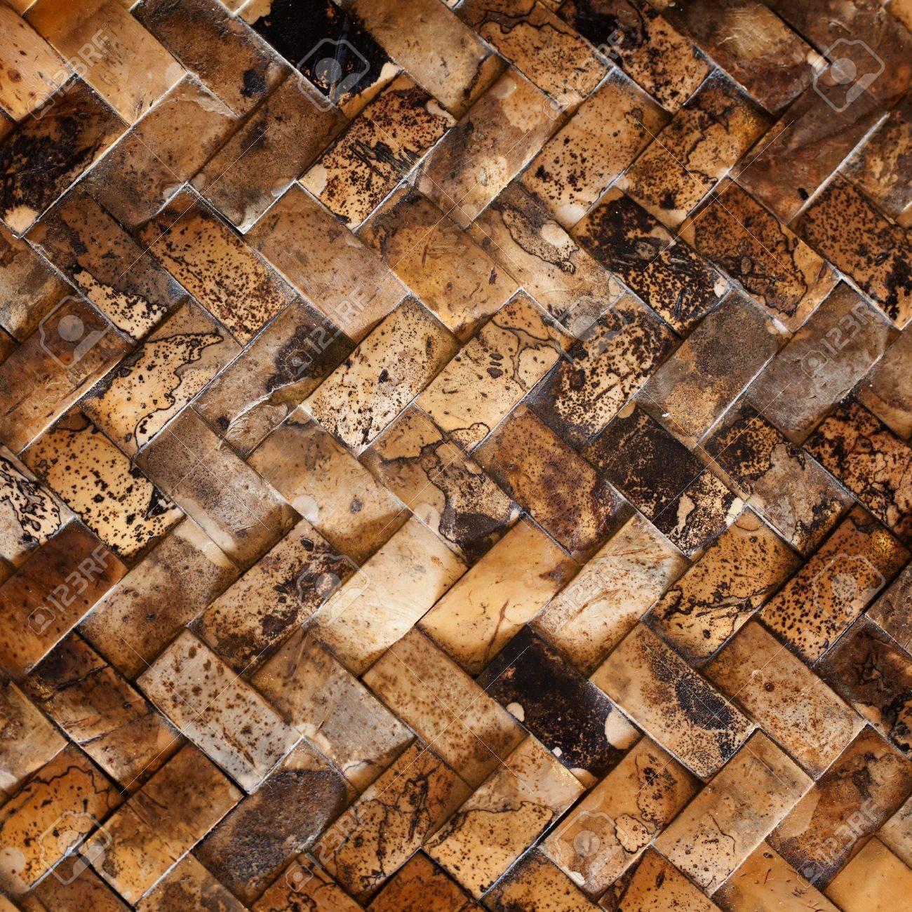 Rattan wood texture Stock Photo - 16460061