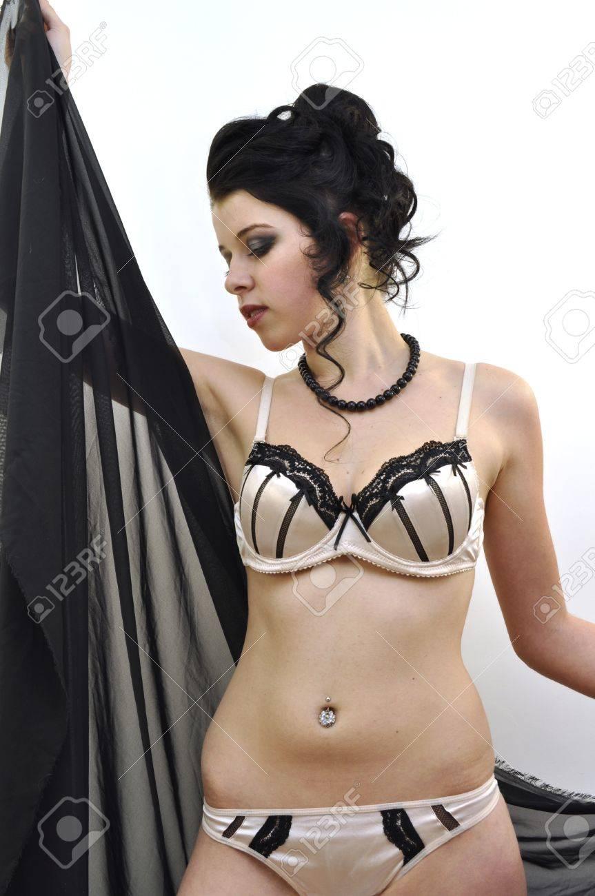 Beautiful and nude girls