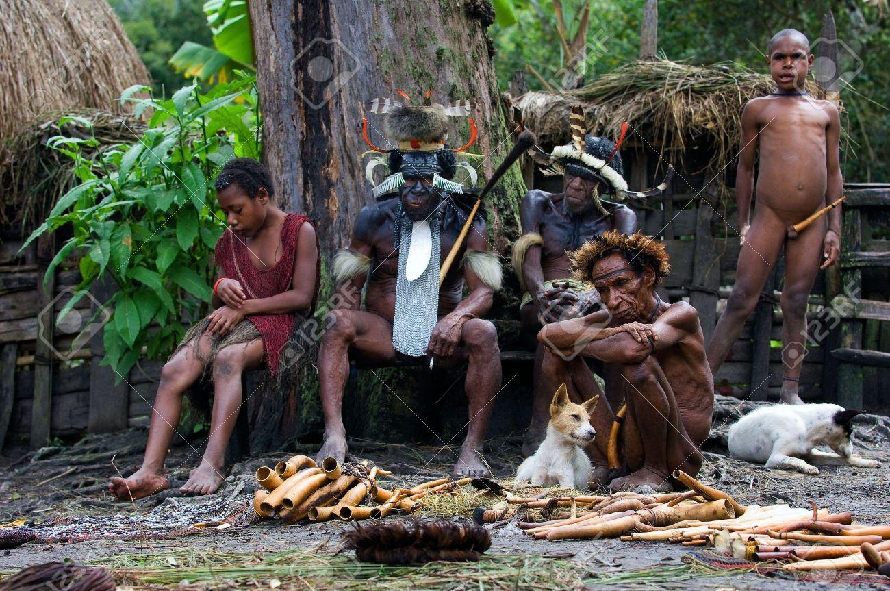 Порнуха на островах с папуасами 20 фотография