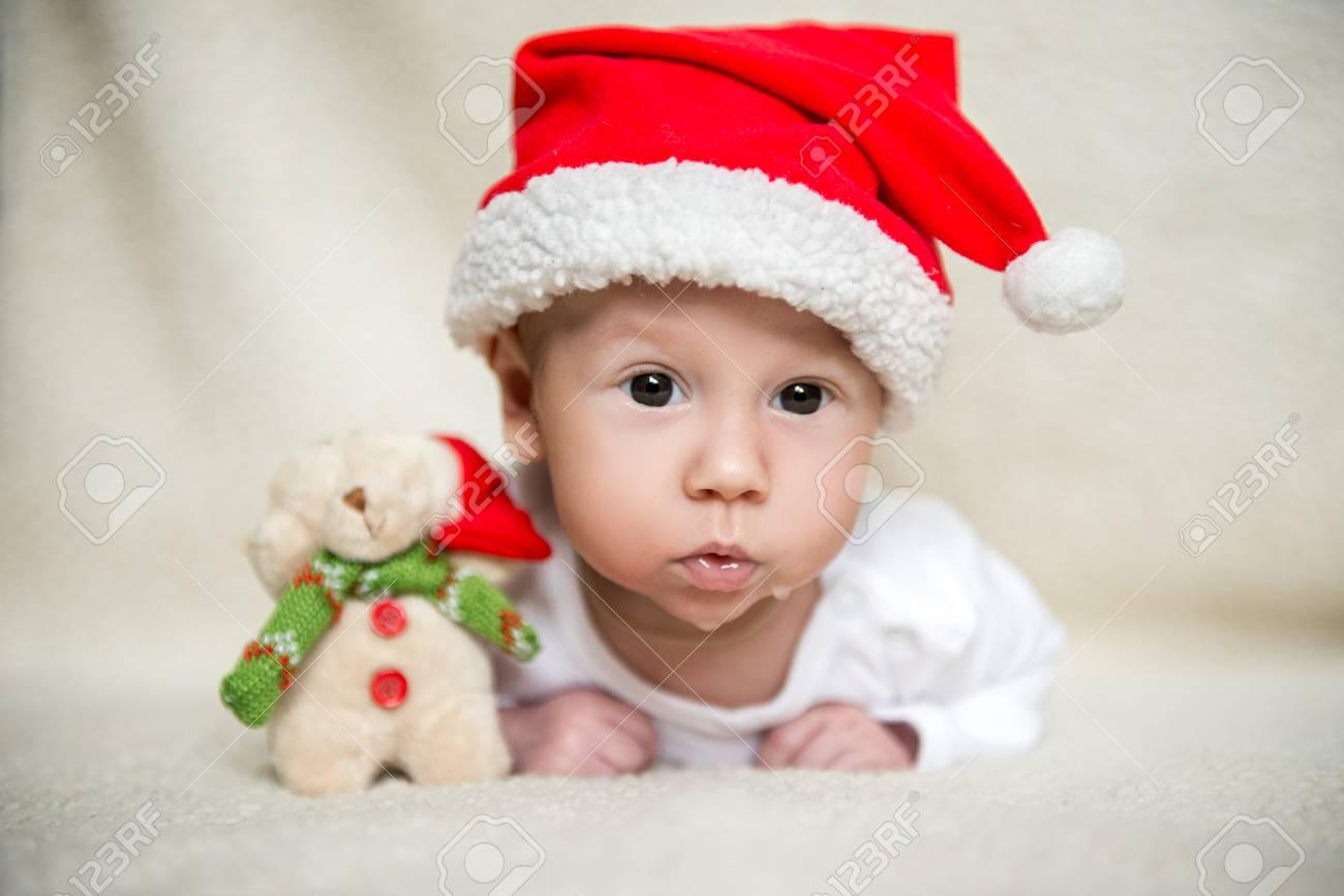 Infant Christmas Photos