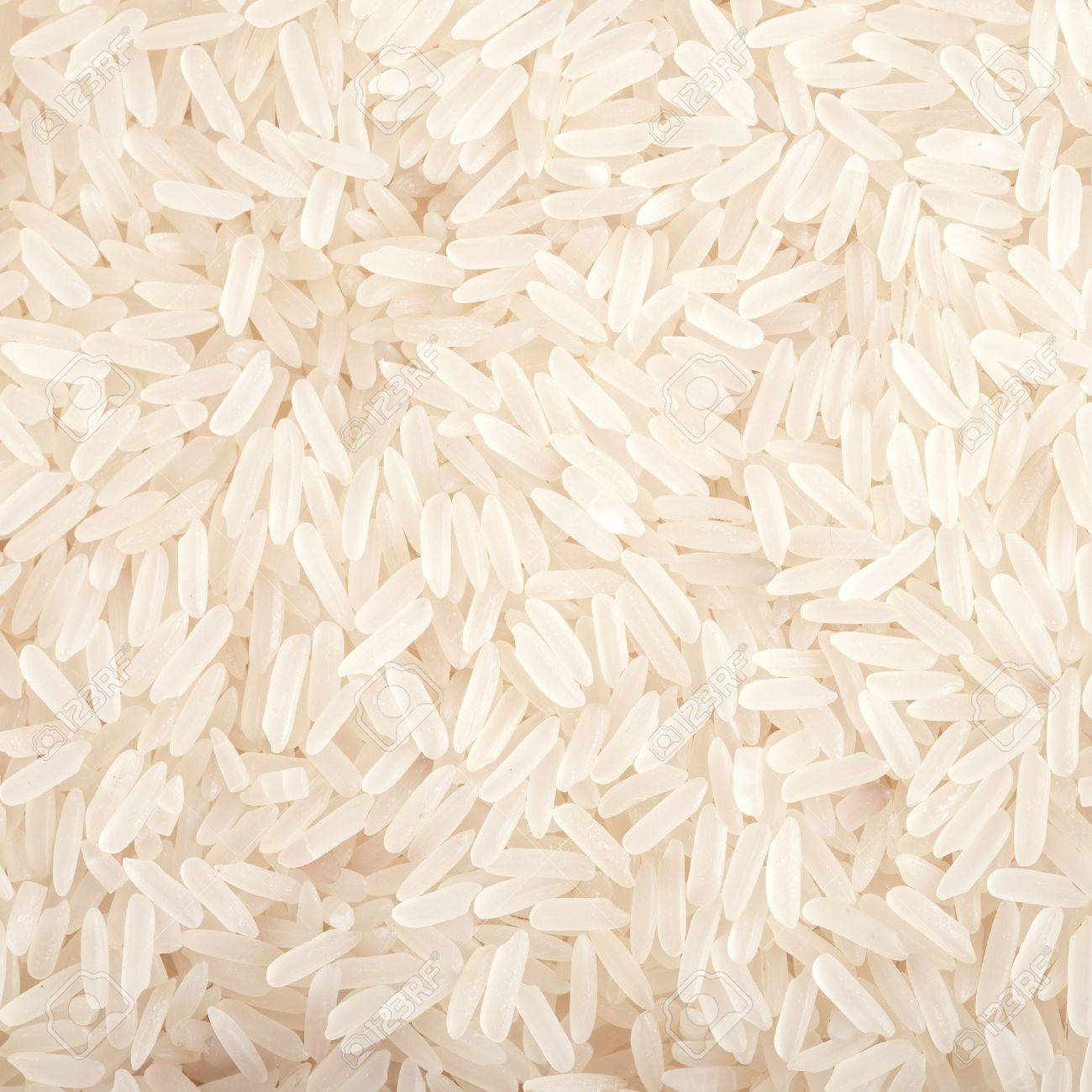 with raw rice  food background Stock Photo - 14373545