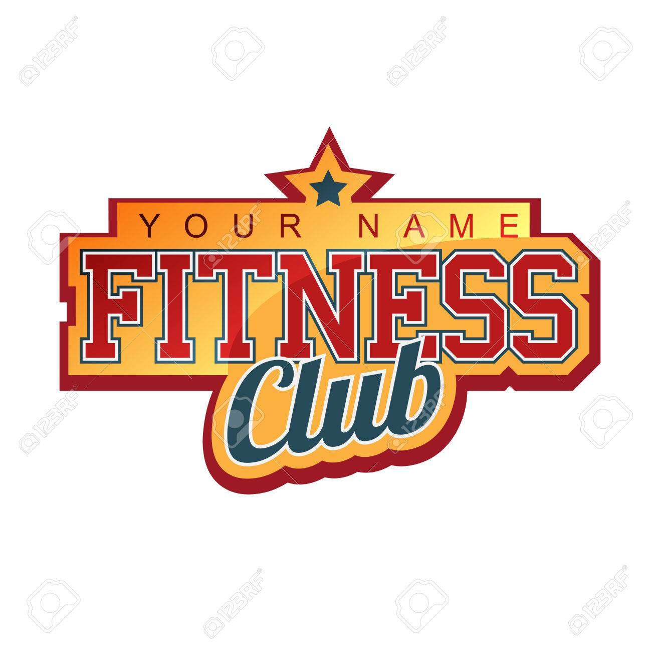 Fitness Club banner - 27710919