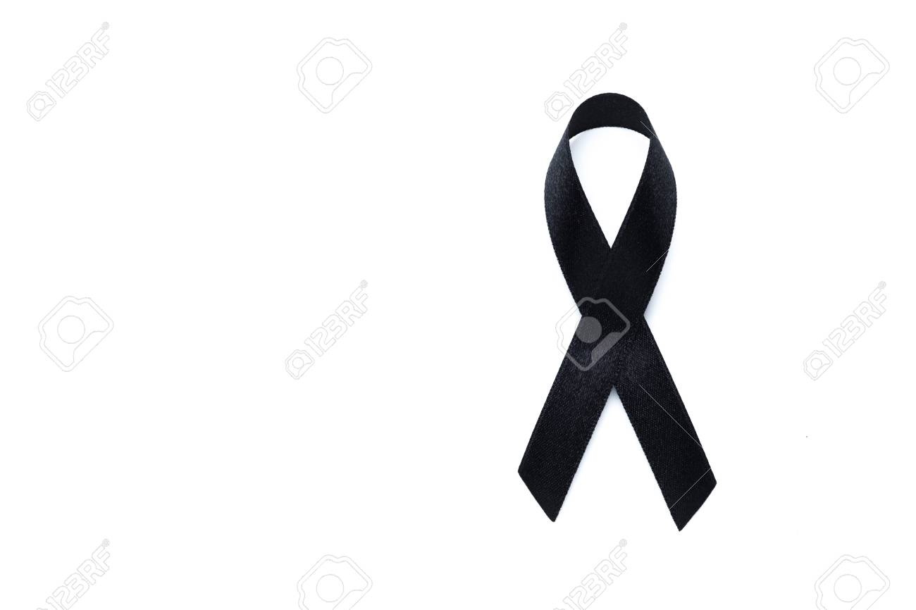 Black Awareness Ribbon Melanoma And Skin Cancer Prevention Stock Photo Picture And Royalty Free Image Image 84940498