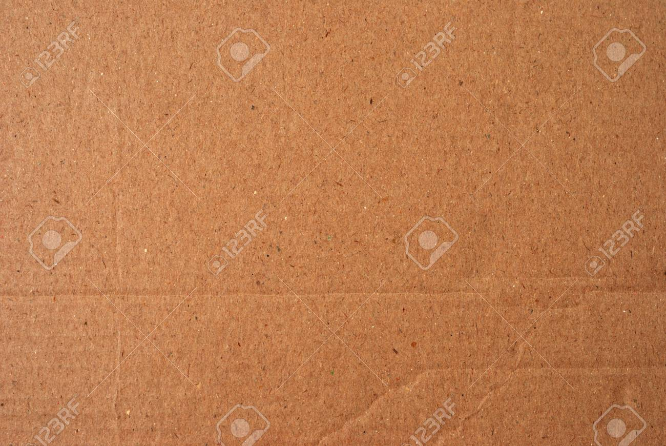 Brown paper card board for web background Stock Photo - 8554797