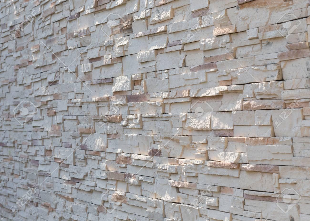 Pierre Blanche Texture Du Mur Intérieur Décoratif Fond D\'écran ...