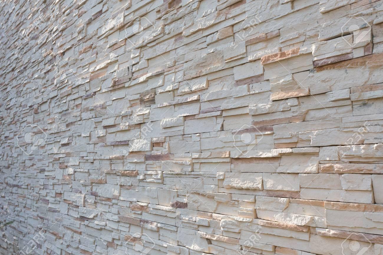 Mur En Pierre Interieur Beige pierre blanche texture du mur intérieur décoratif fond d'écran
