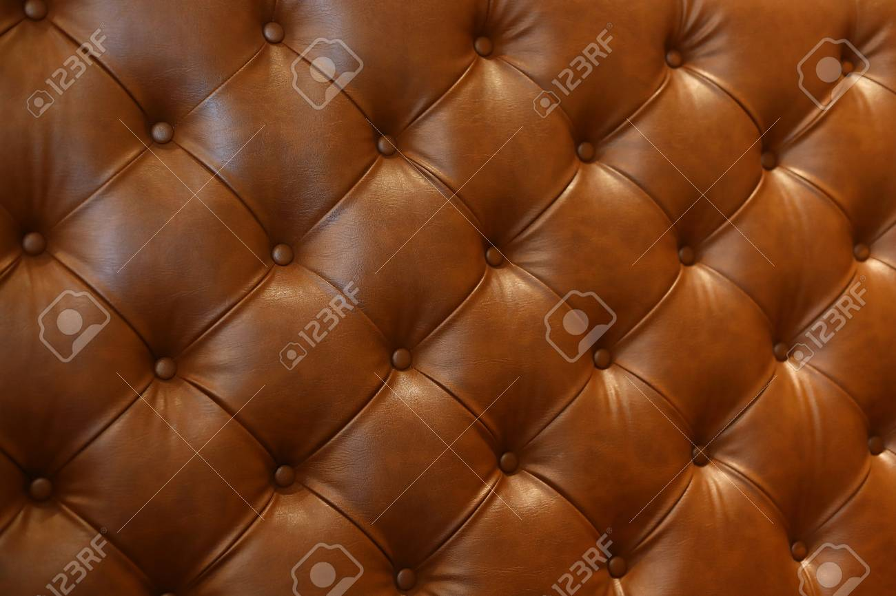 Abstract Luxury Brown Leather Texture Sofa Furniture Upholstery
