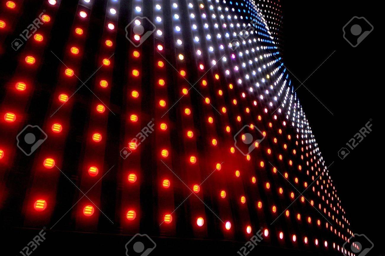 Light for LED display Stock Photo - 13343181