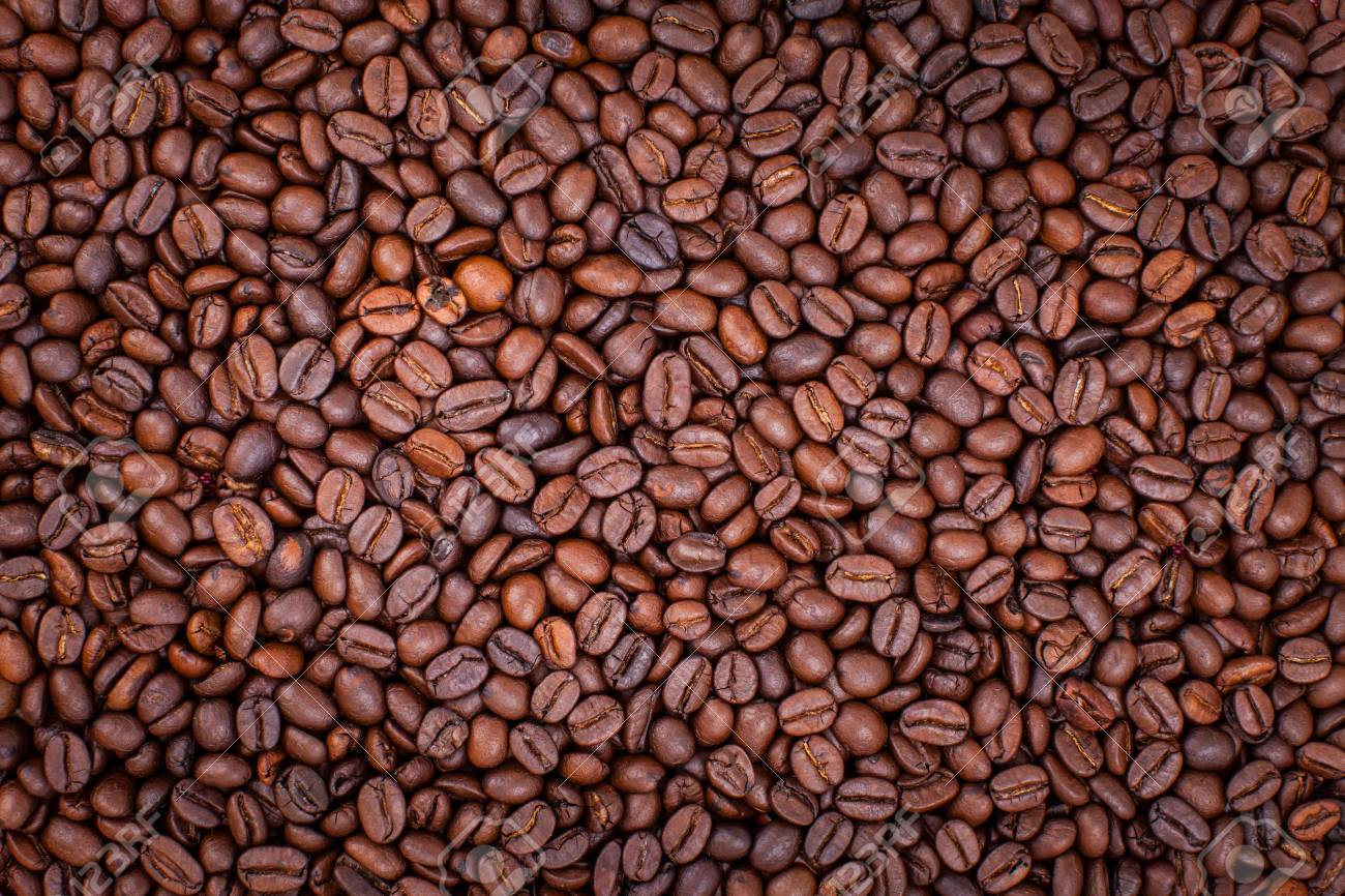 Background Of Coffee Beans Wallpaper Stock Photo Picture And Royalty Free Image Image 42205291