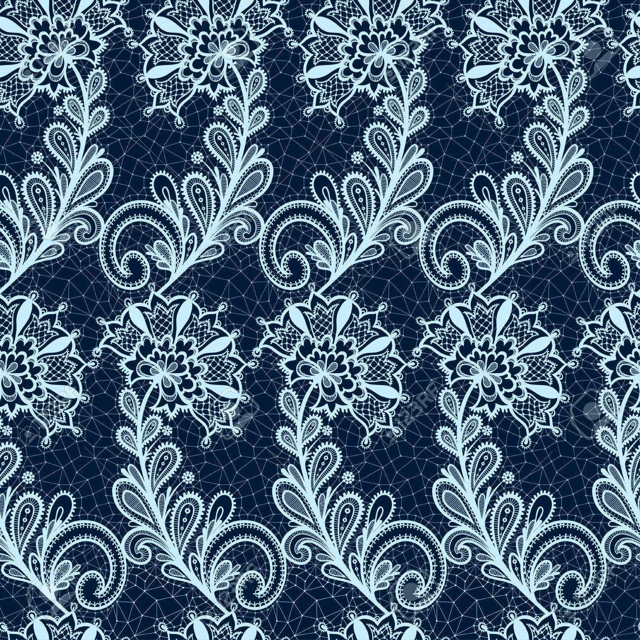 Vintage Vector lace on texture. Stock Vector - 45529699 a054cc49a