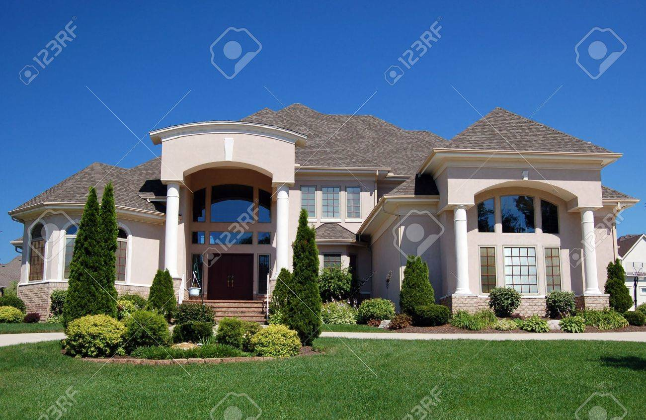 Luxury Mansion Stock Photos Royalty Free Luxury Mansion Images