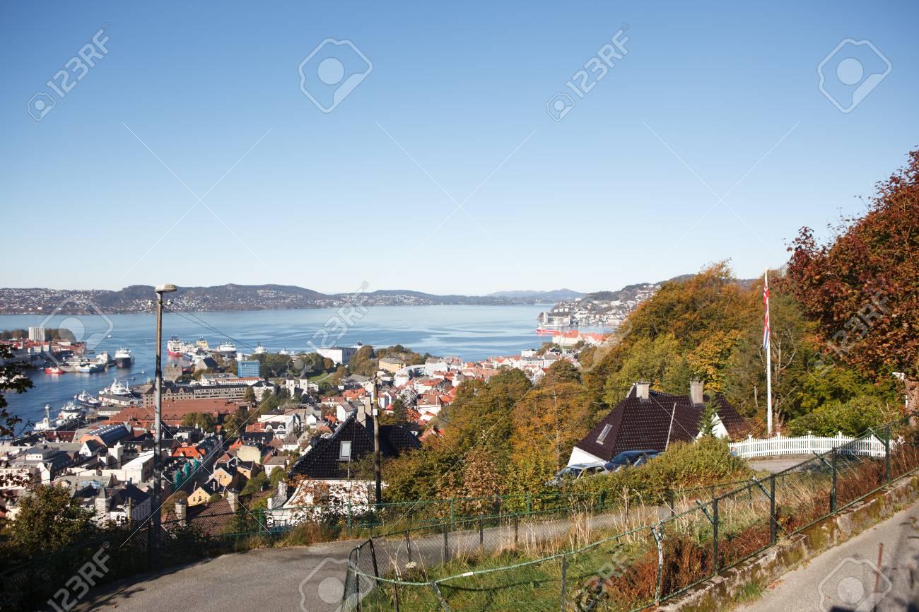 Bergen, Norway - 81276399