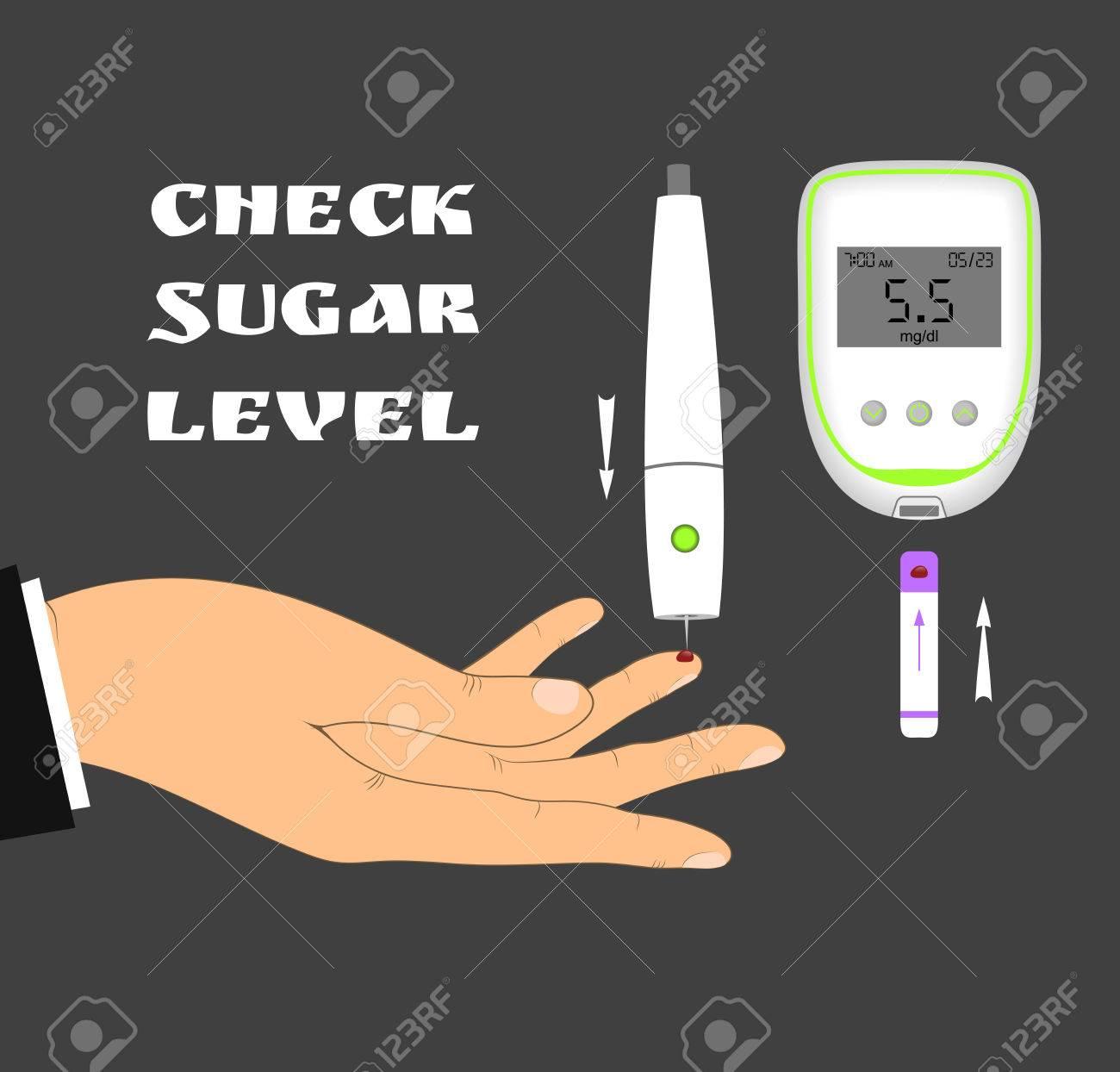 control de la diabetes y el azúcar