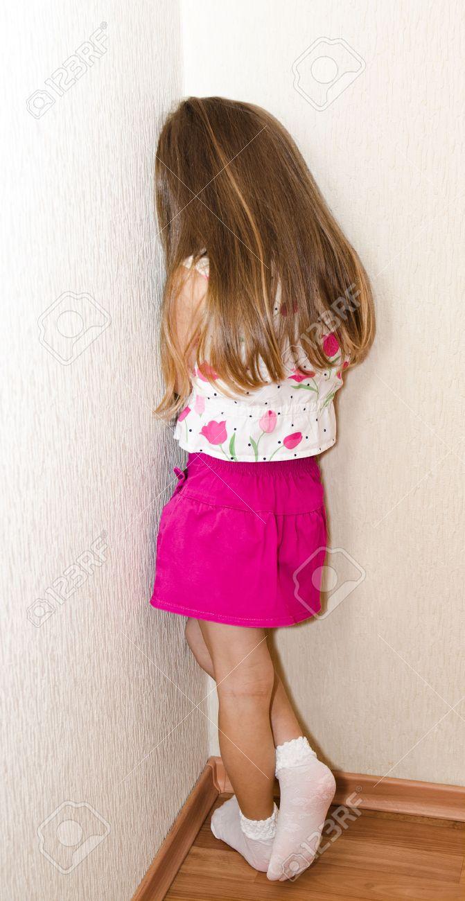 Black milf up skirt