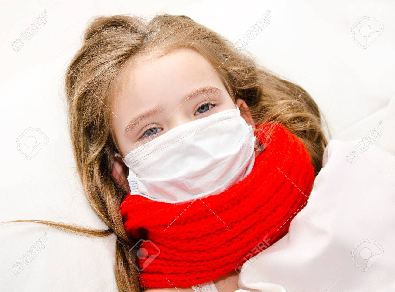 toddler face mask virus