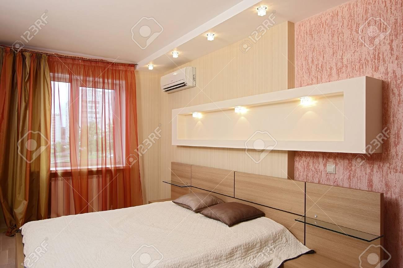 banque dimages belle chambre coucher moderne