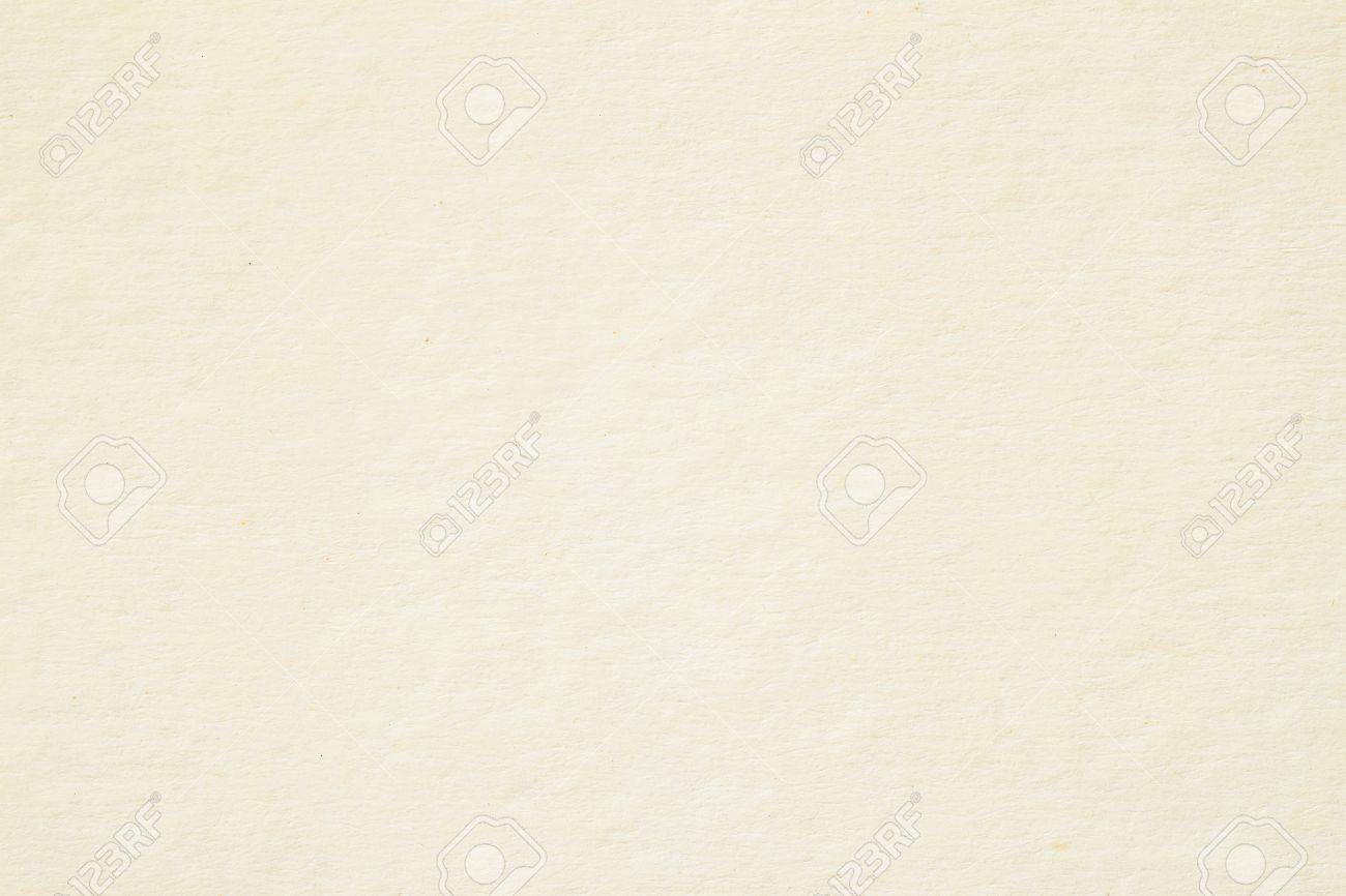 Texture Of Light Cream Paper For Artwork Background Design Stock