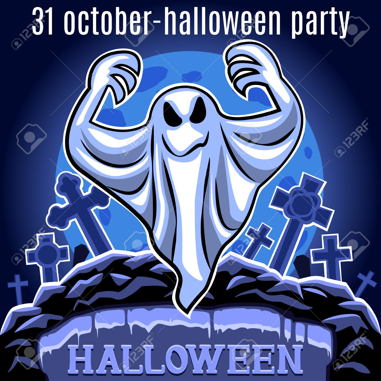 Bastelvorlage Geist Xobbu Malvorlage Halloween