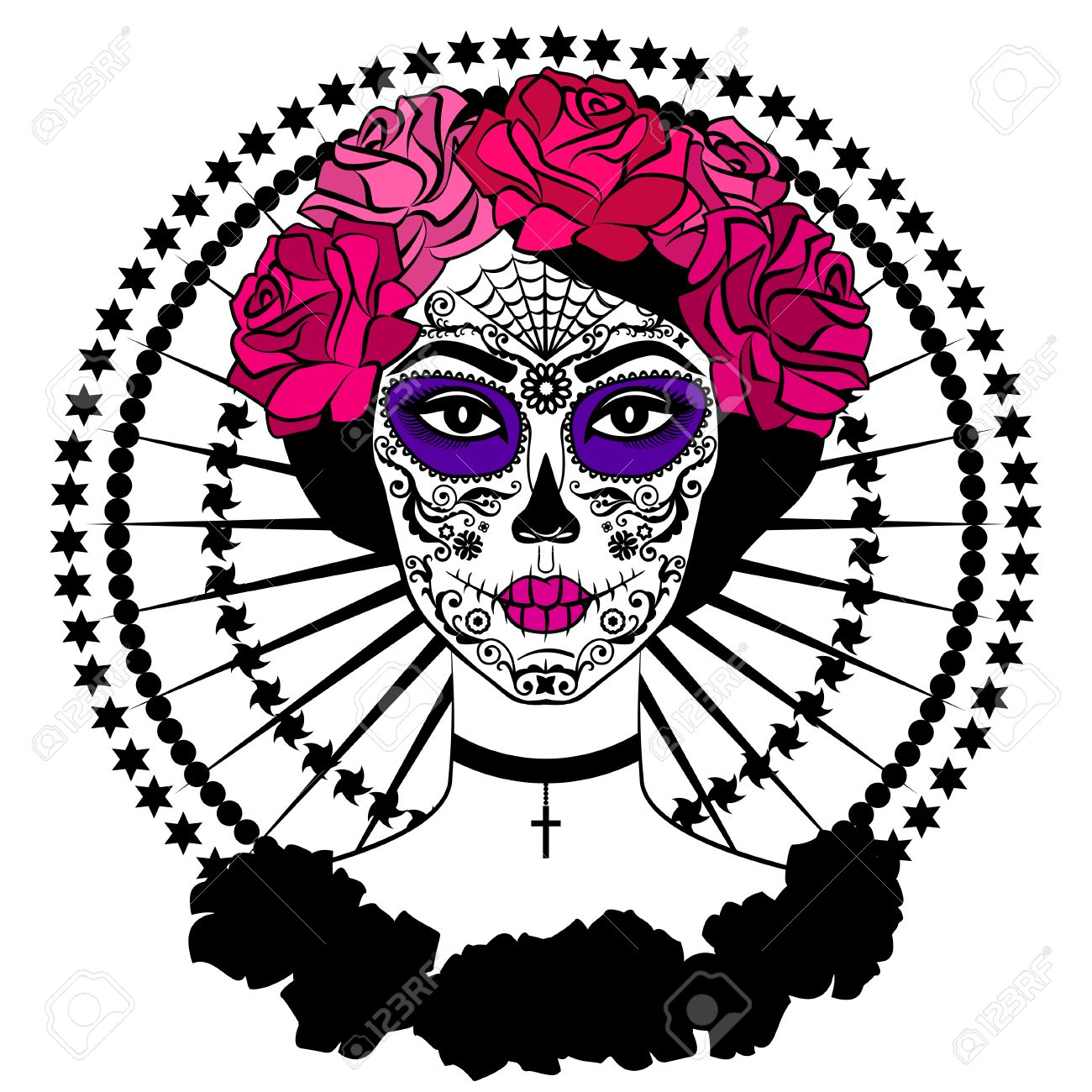 Image result for catrina day of the dead