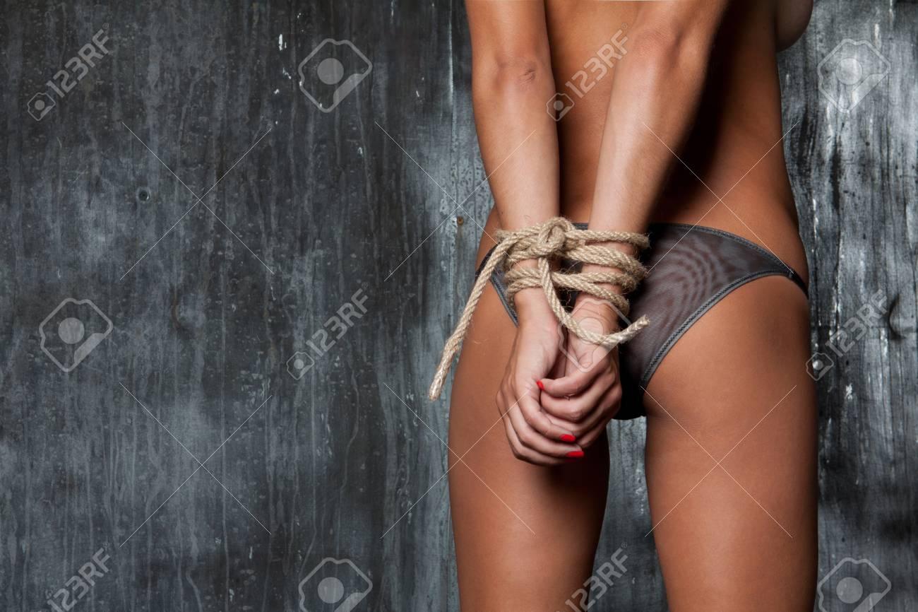 Naked Girl ass Fotos