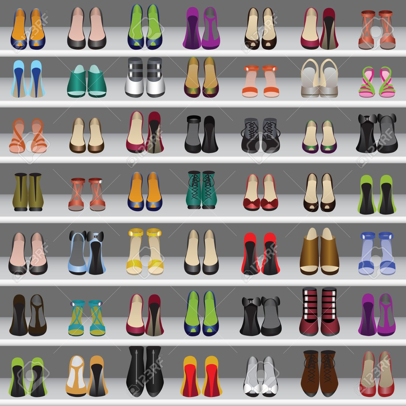 shoes dressing