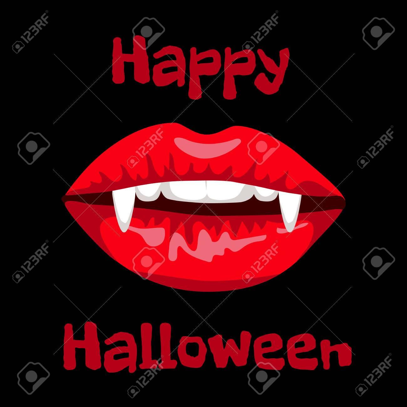 Halloween Happy vampire pictures