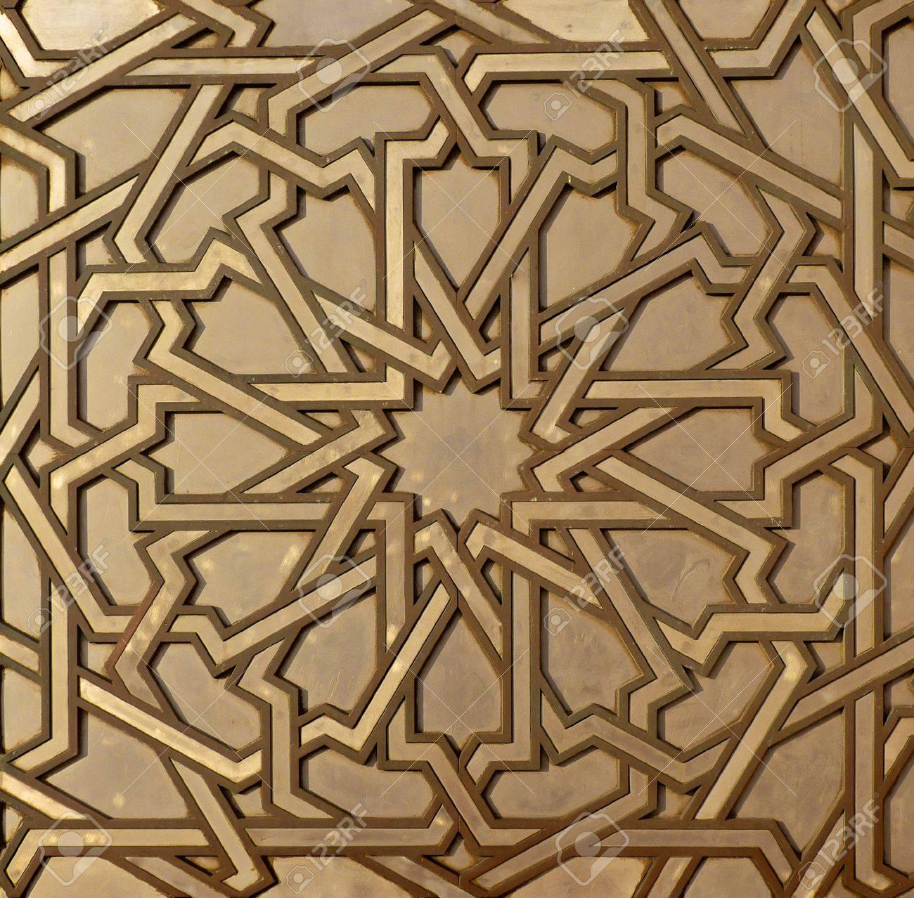 L'istick Pico 2 d'Eleaf : le retour de la Pico 18684662-dessin-arabesque-marocain-sur-les-portes-de-la-mosqu%C3%A9e-hassan-ii-%C3%A0-casablanca-maroc