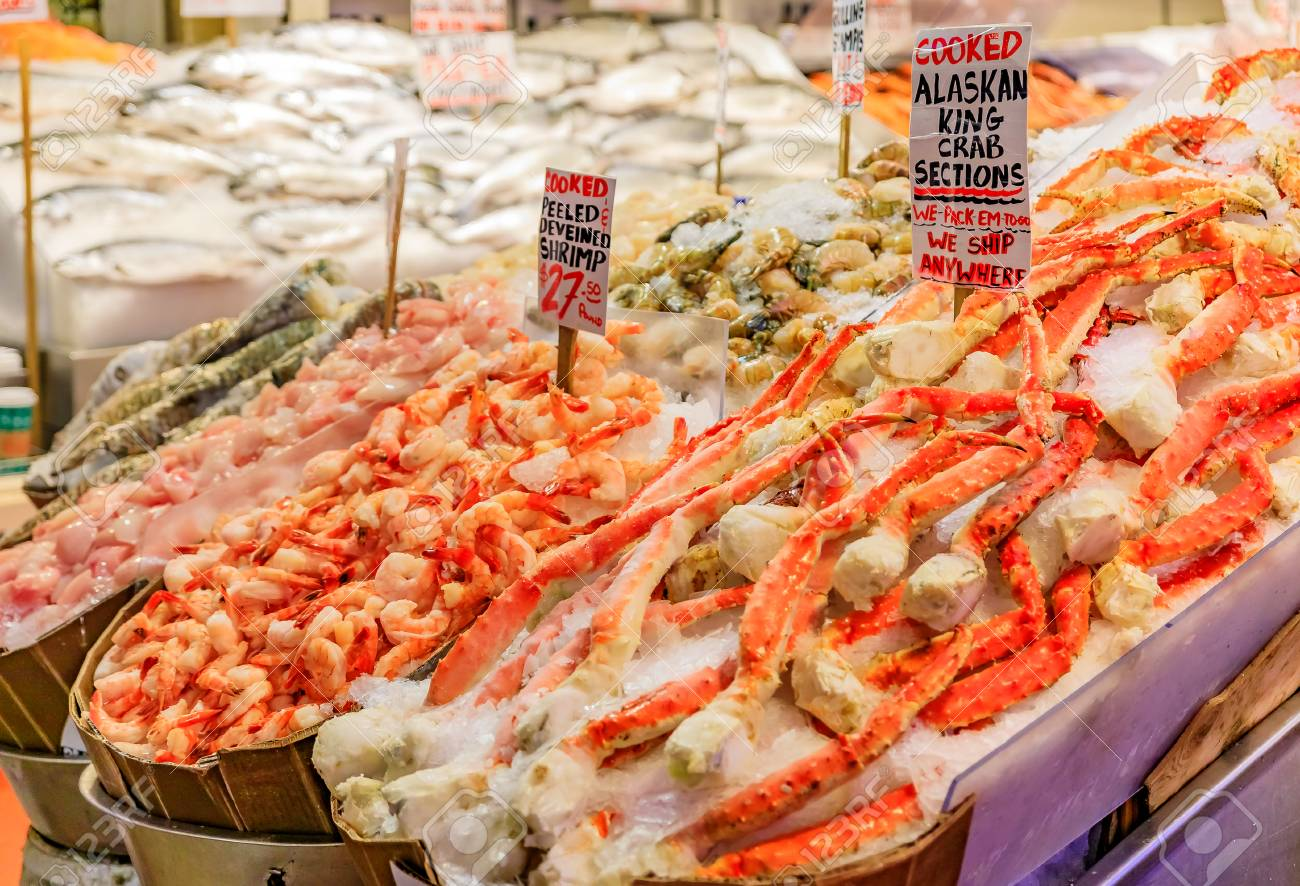 Seafood For Sale