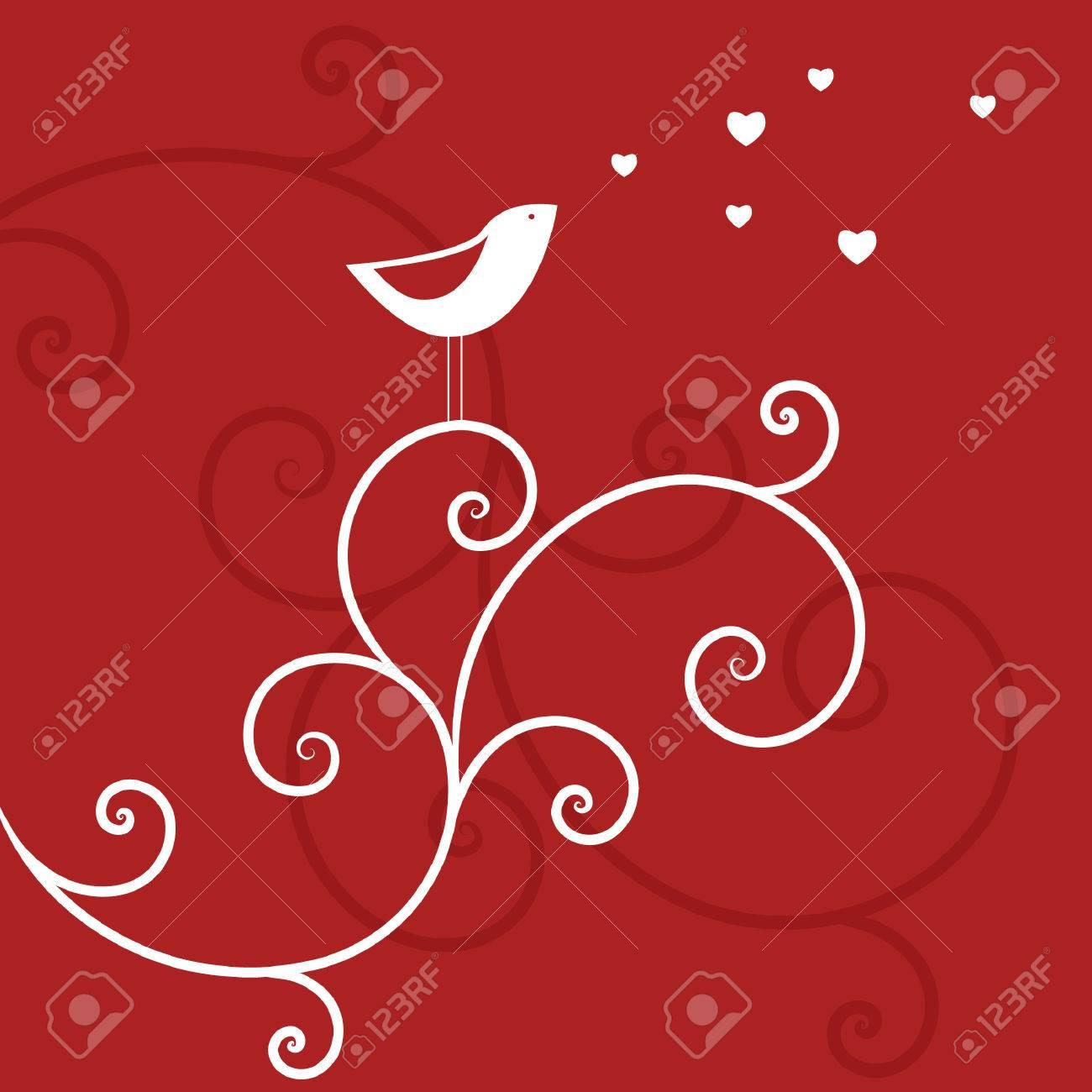 Love bird Stock Vector - 4007800