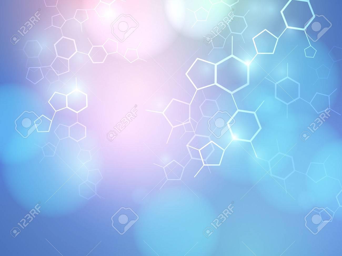 Vettore Dna Sfondo Medico Può Essere Utilizzato Per Il Business Medico Presentazione Scienza